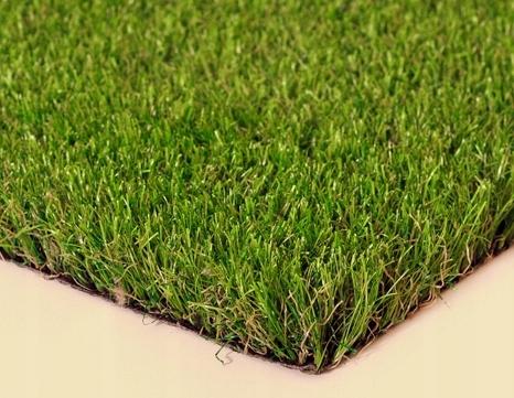 Sztuczna trawa premium 40mm gęsta dywan 200x150cm