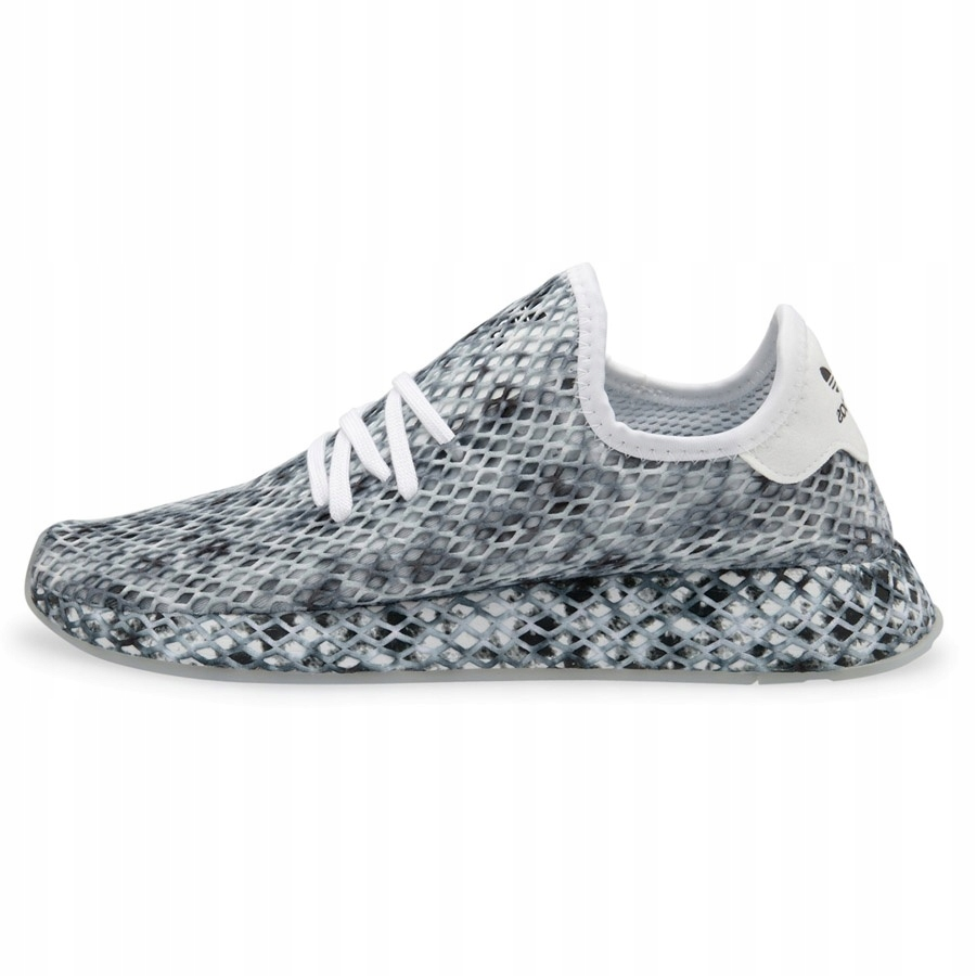 Buty adidas Originals Sneakers Deerupt Runner szar