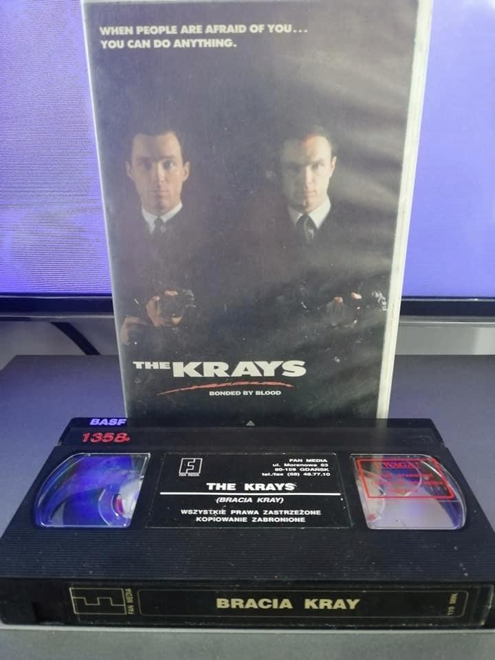 Bracia Kray - VHS