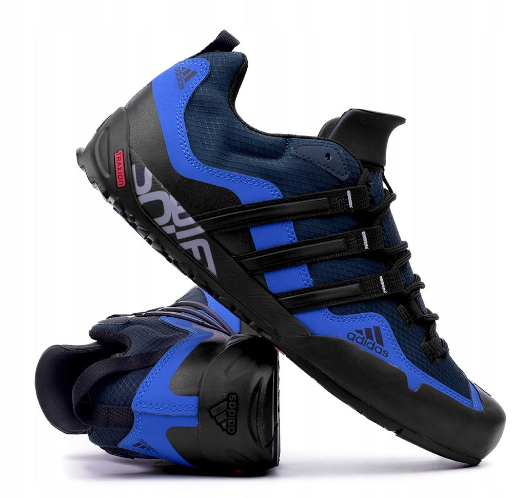 Buty męskie Adidas Terrex Swift Solo EF0363 r.46,5