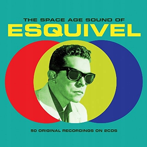 CD. Esquivel - Space Age Sound Of