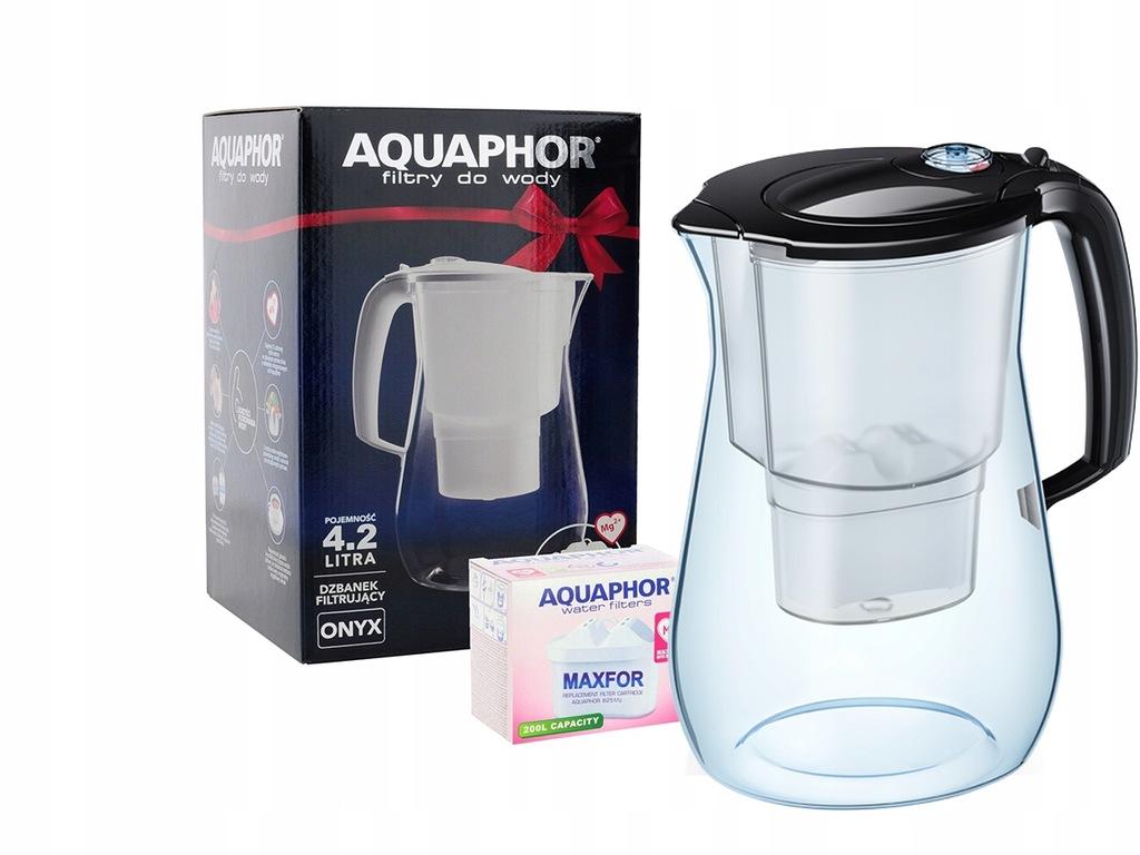 Aquaphor Dzbanek Filtrujący Onyx +wkład B100-25 Mg