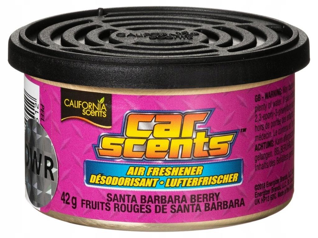 CALIFORNIA SCENTS CAR Zapach Santa Barbara Berry
