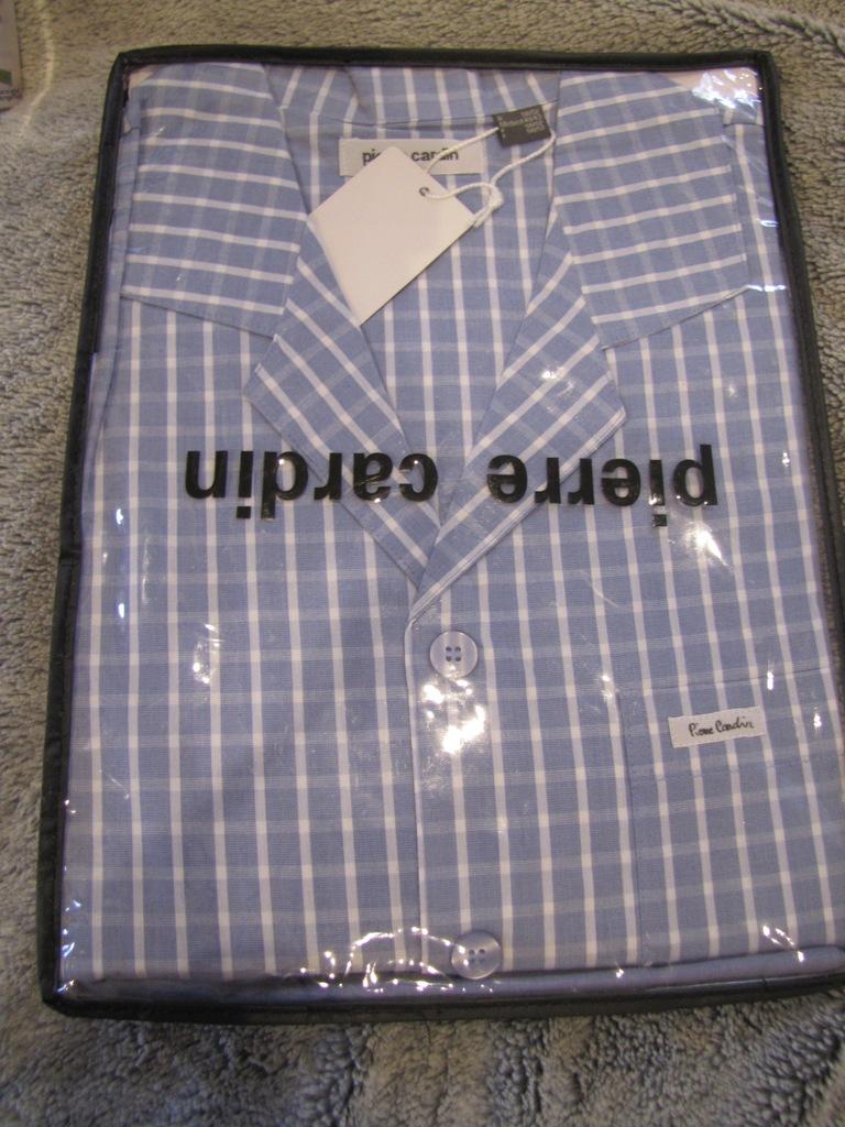 piżama męska 50/52 xxl