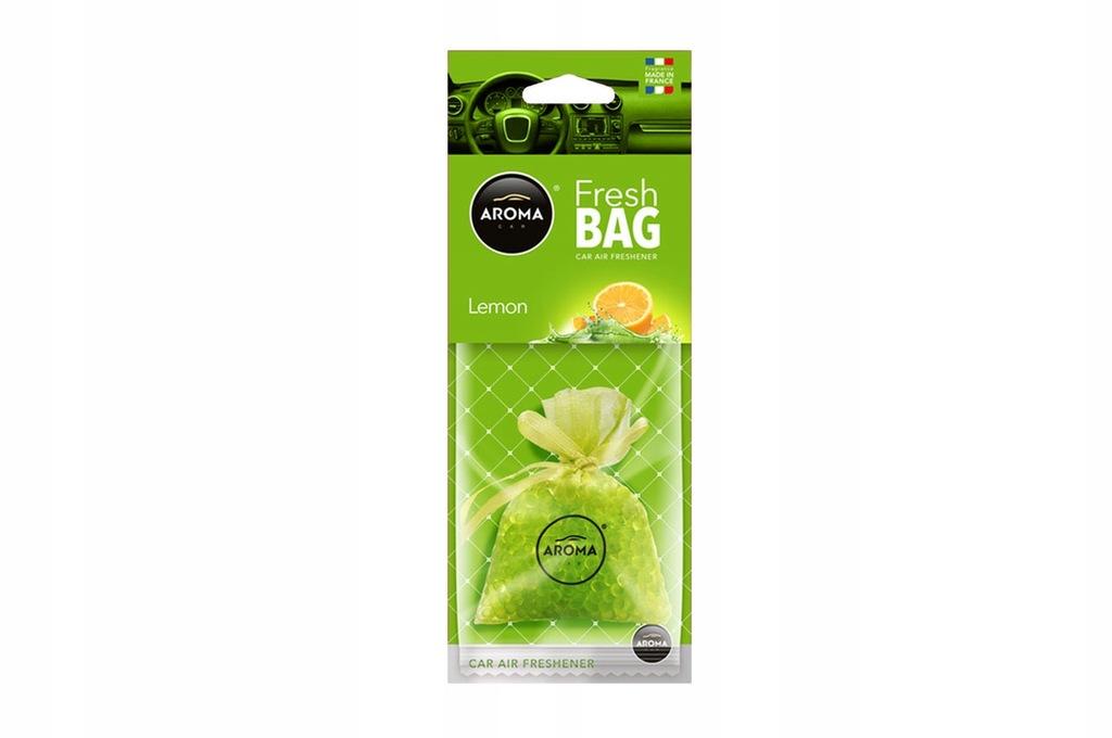 Odświeżacz powietrza aroma fresh bag lemon