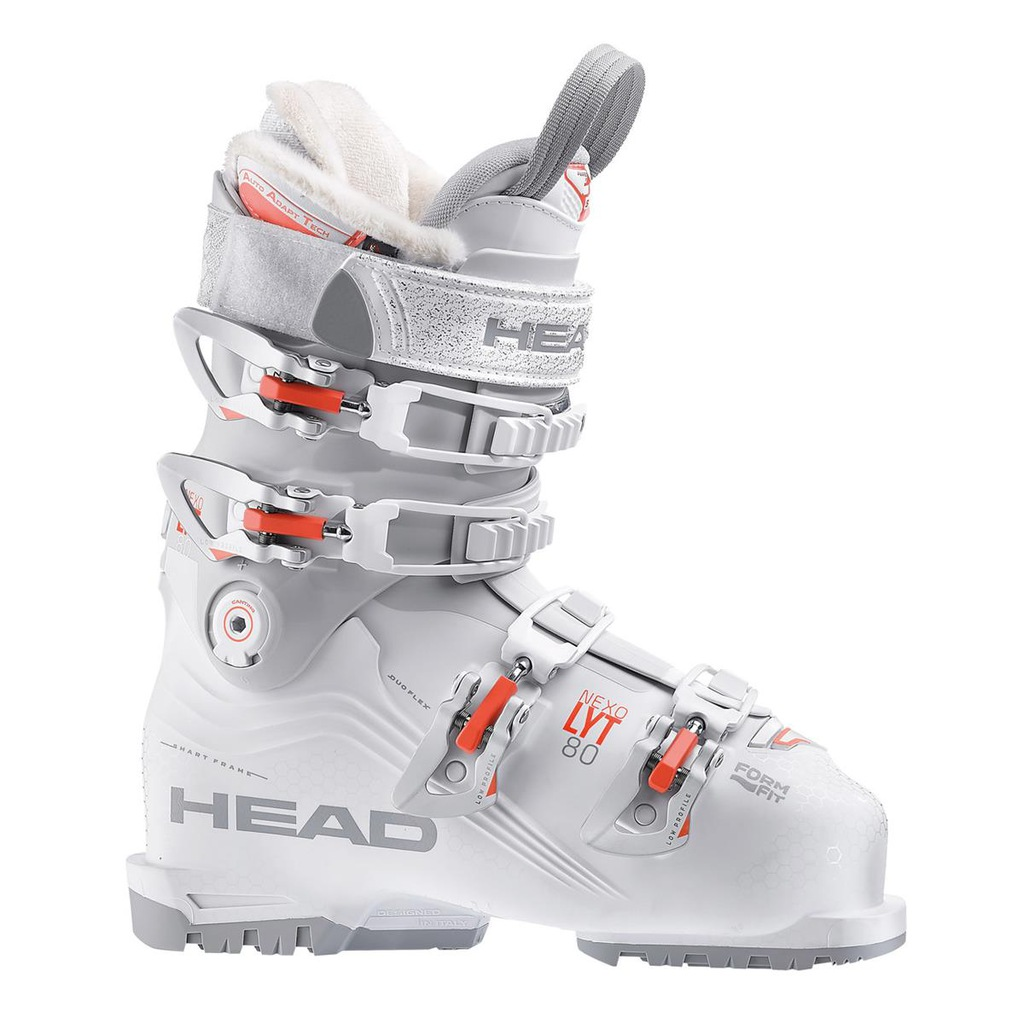 Buty narciarskie Head Nexo LYT 80 W Biały 26/26.5