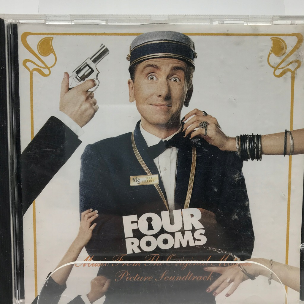 Various Artists - Four Rooms CD #14159