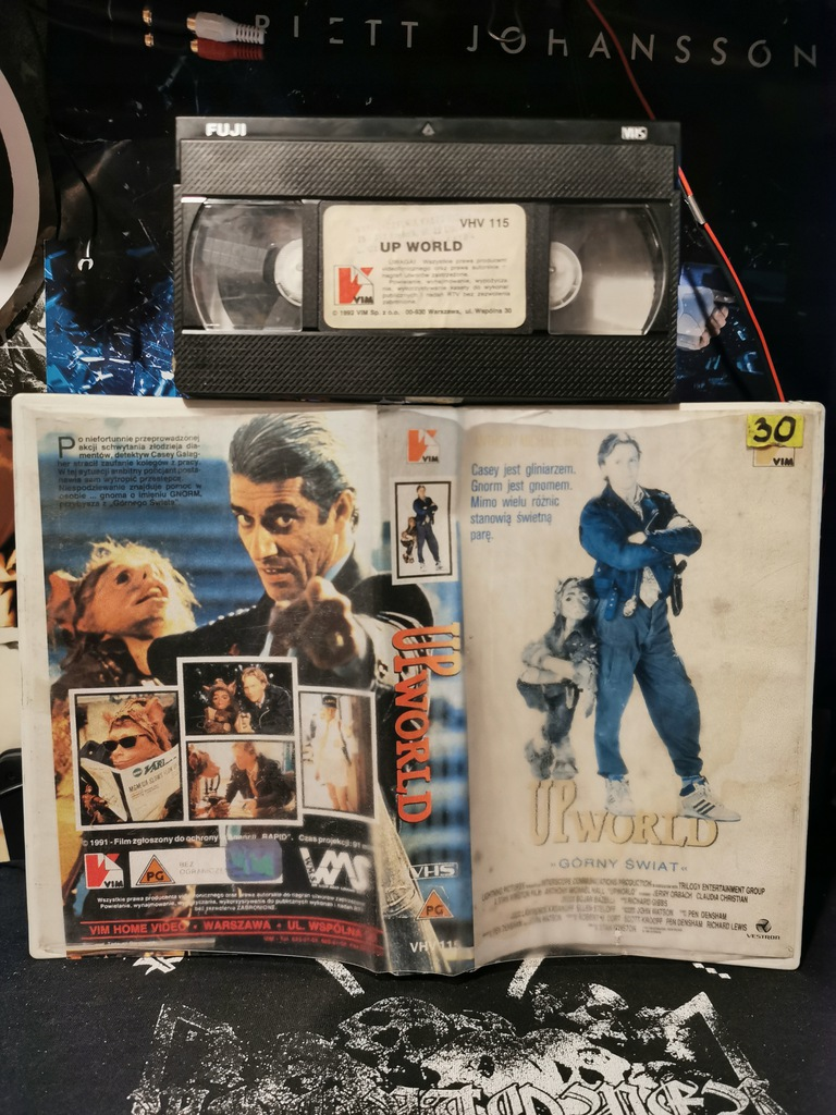 Górny świat VHS VIM