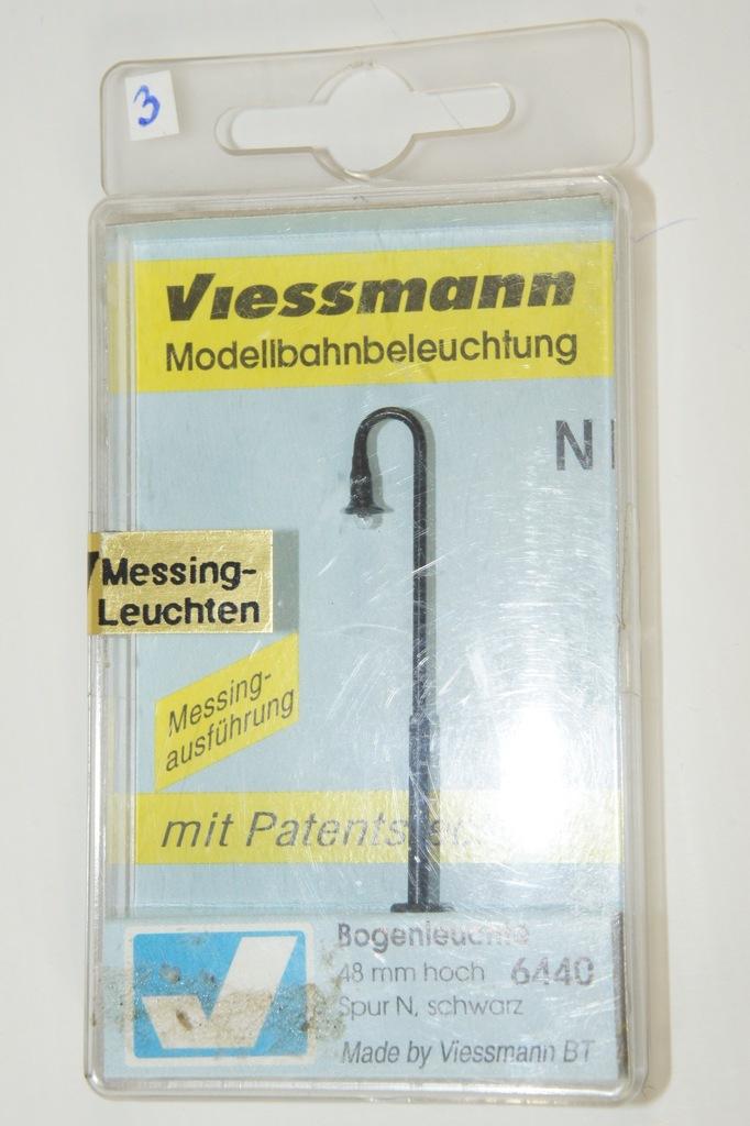Lampa Uliczna (3) Viessmann 6440 N / TT