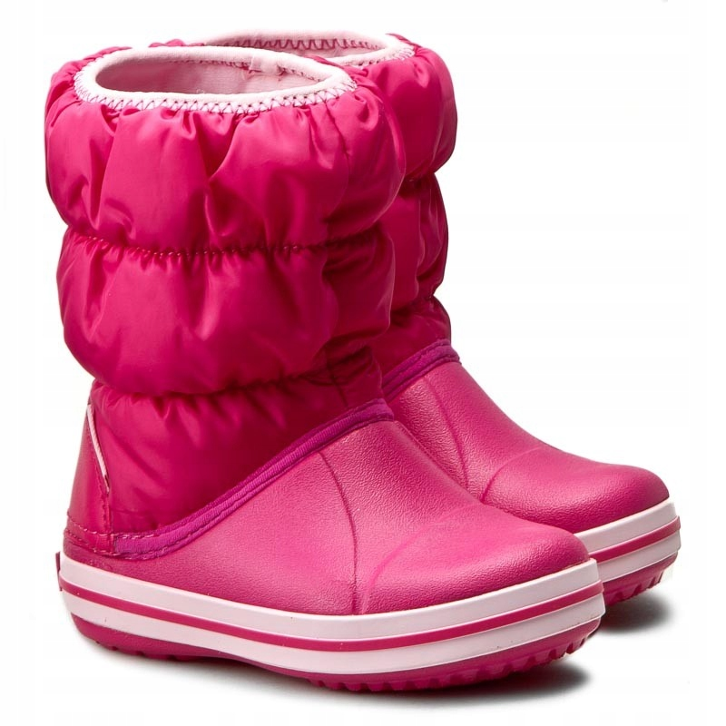 CROCS Snow Boots Winter Puff 23-24 C7 15cm