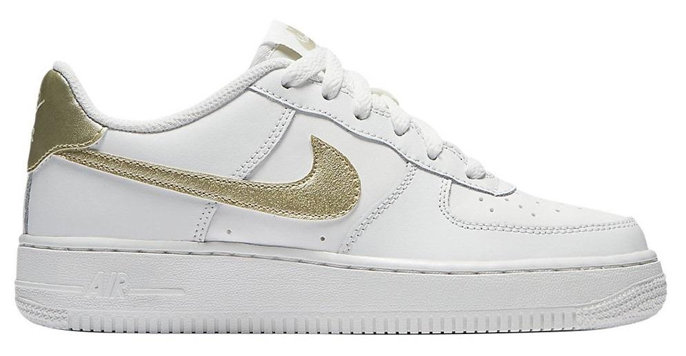 Damskie Obuwie Nike Air Force 1 '07 Sneakersy Niskie Biały