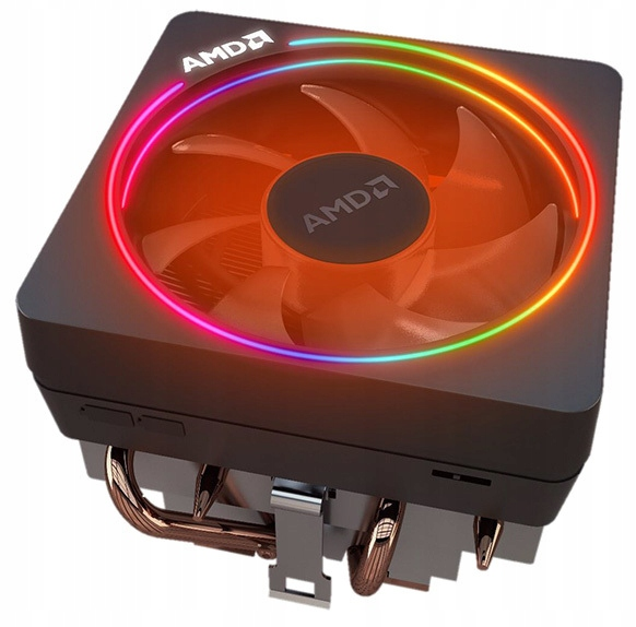 Chłodzenie AMD Wraith Prism RGB + gratis pasta