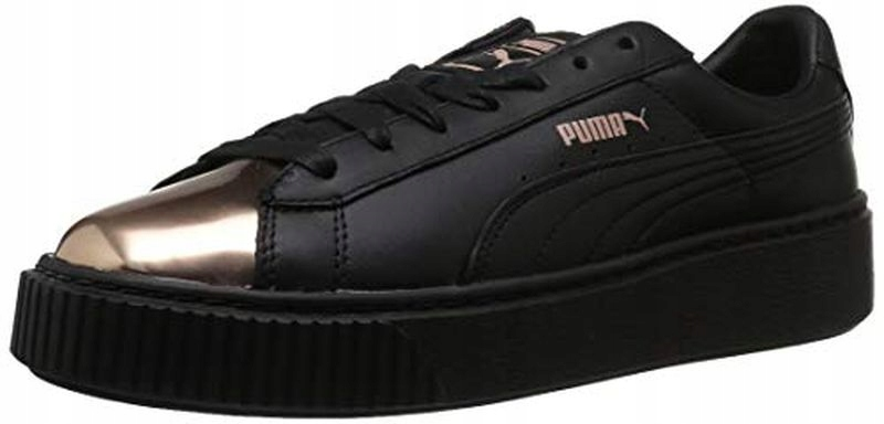 Puma Basket Platform Metallic Buty Damskie 40