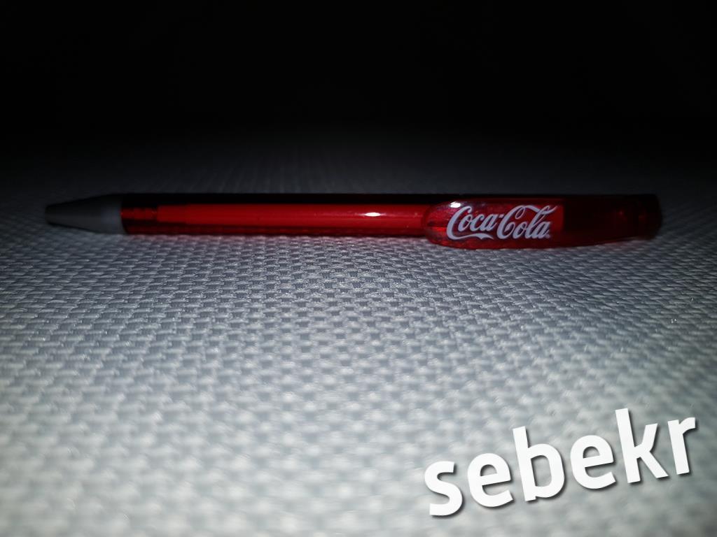 Długopis reklamowy Coca Cola