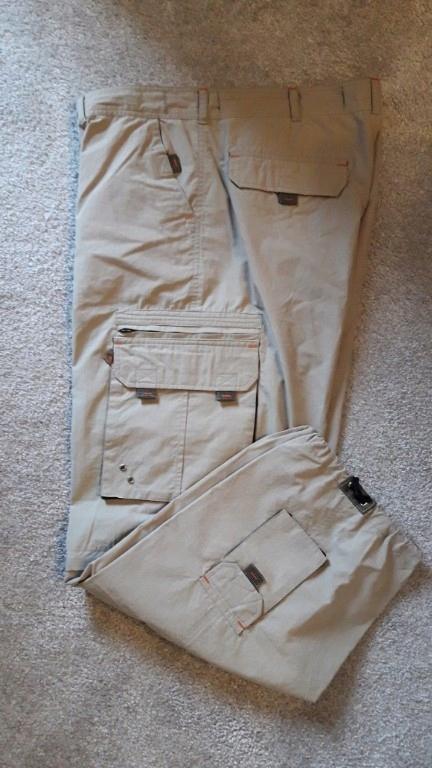 Spodnie, spodenki męskie rozm. XL