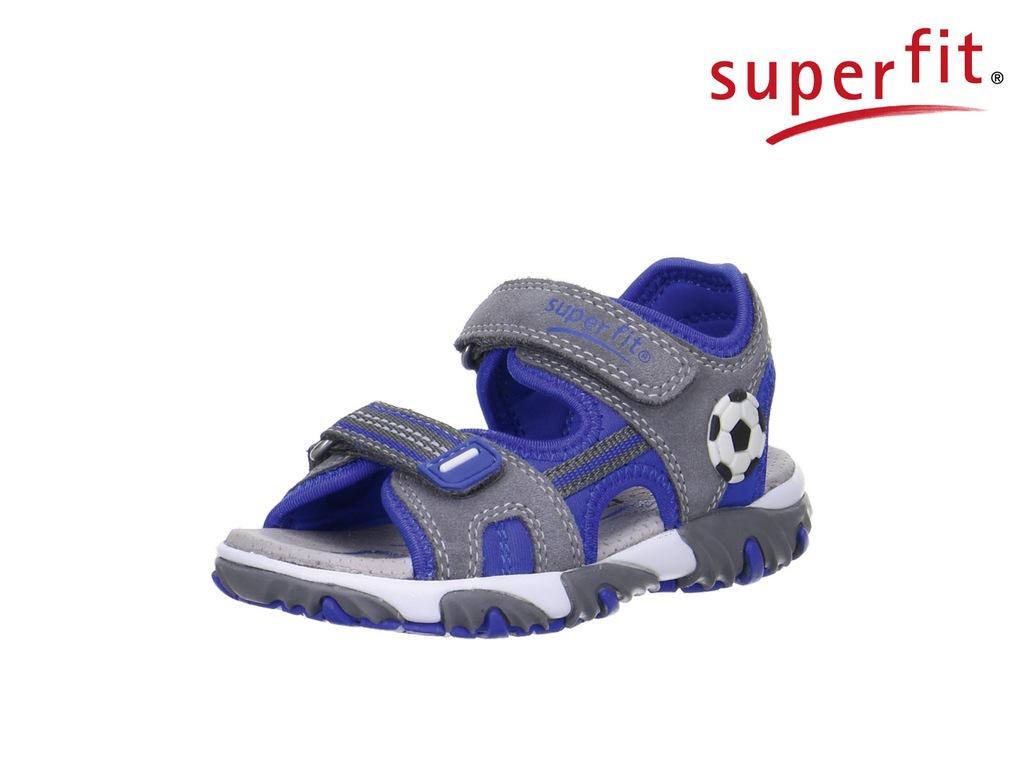 Sandały Superfit 2-00174-44 MIKE2 r28