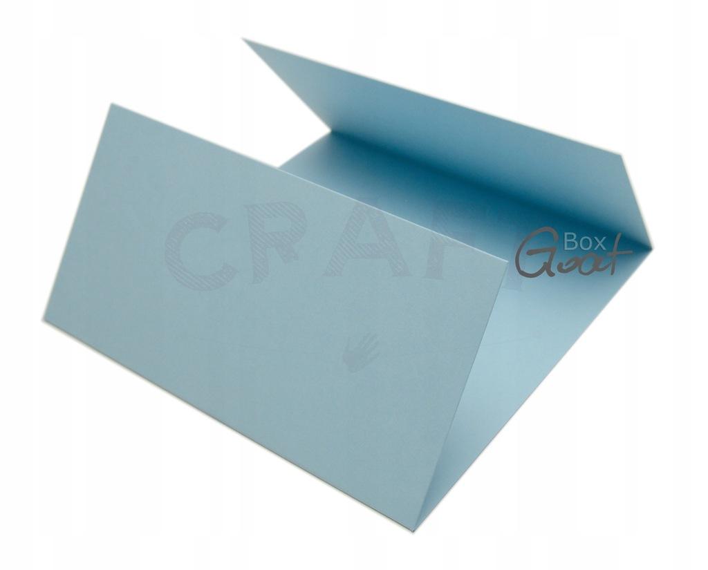 Baza kwadratowa okiennica 13,5cm błękitna GoatBox