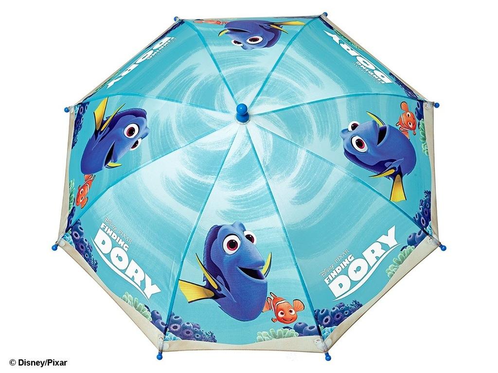 Parasolka Gdzie Jest Dory -Nemo? parasol niebieska