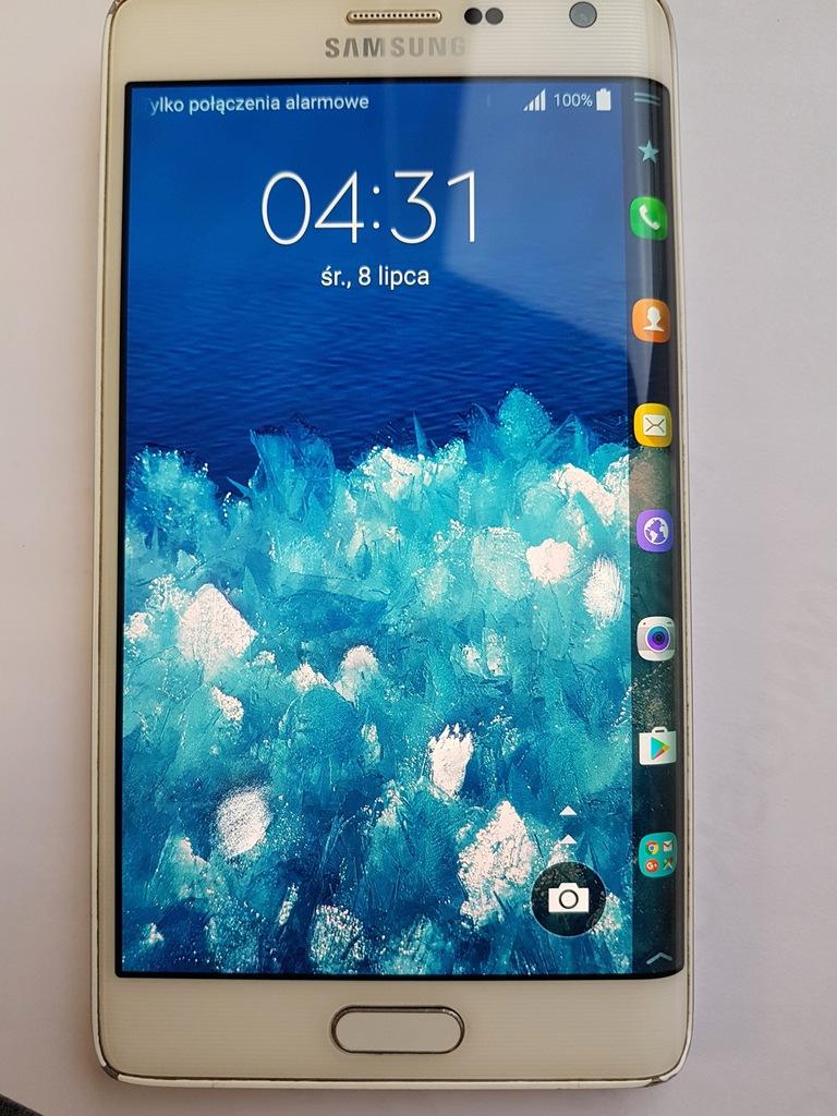 Samsung Galaxy Note Edge N915 Bialy 7513575786 Oficjalne Archiwum Allegro