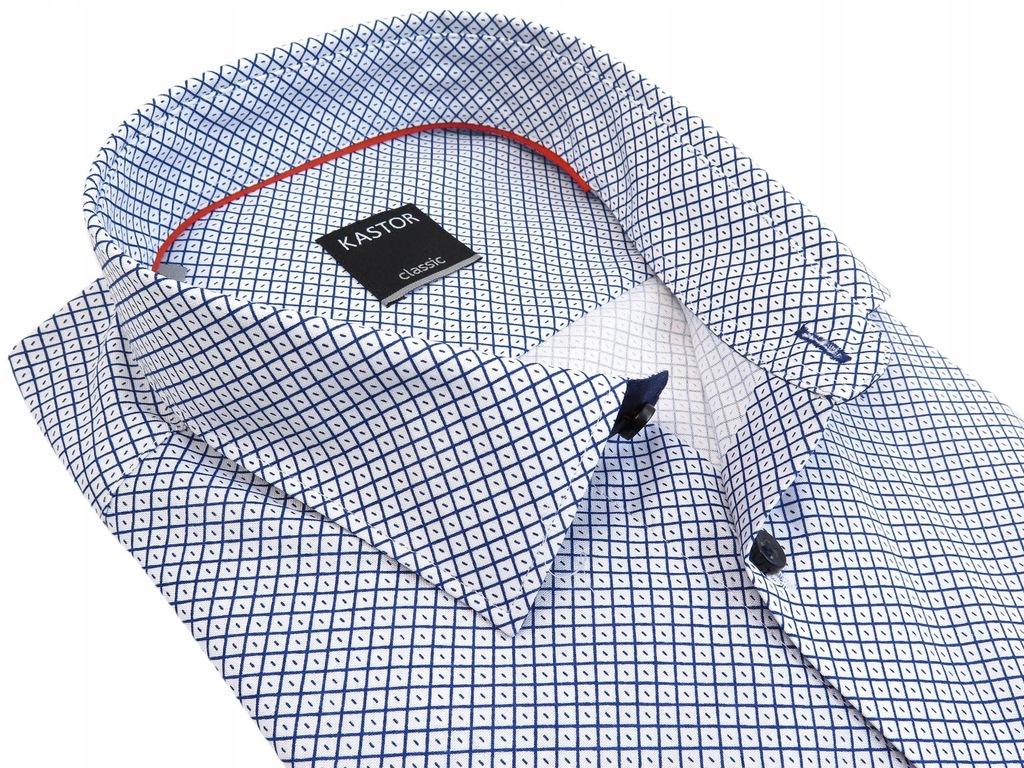 Koszula z krótkim rękawem 176-182 / 44-REGULAR K70