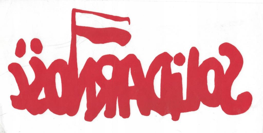 Solidarność, Nalepka, 1981