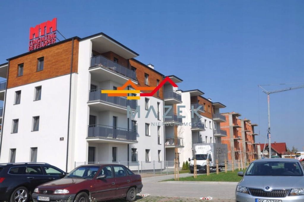 Mieszkanie Ostrów Wielkopolski, ostrowski, 40,00 m