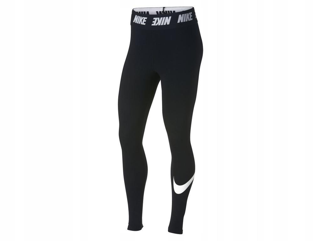 Legginsy Damskie Nike Sportswear Club AH3362 010