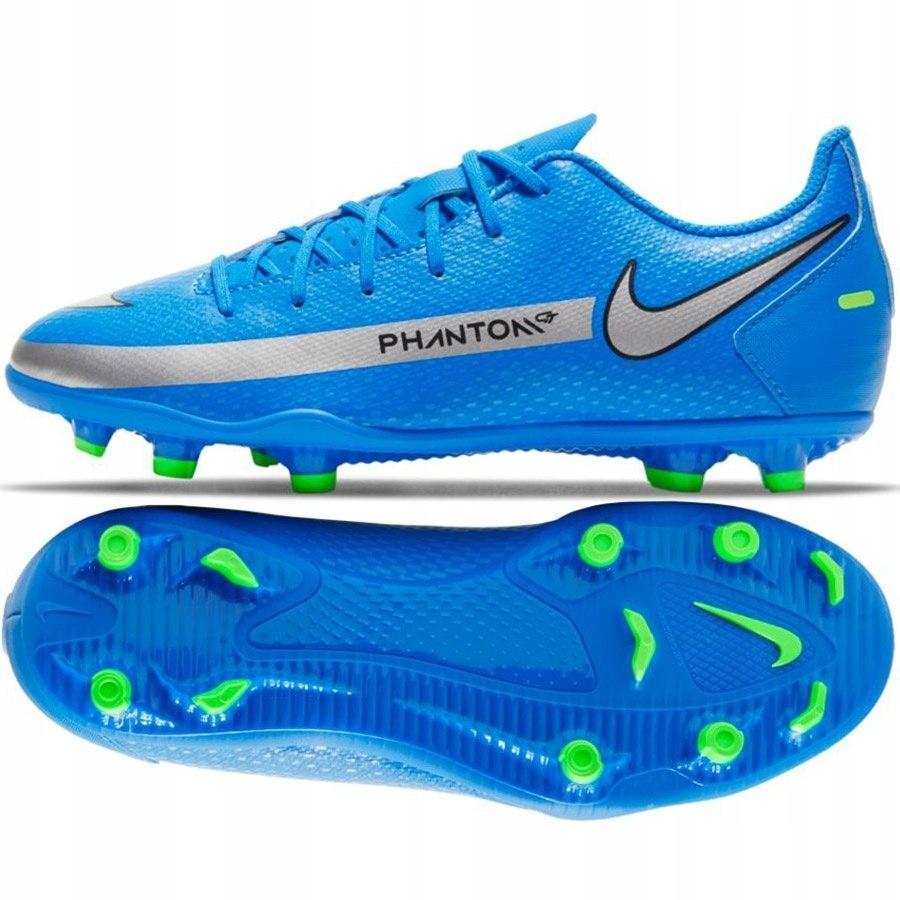 Buty piłkarskie chłopięce Nike Phantom korki 36