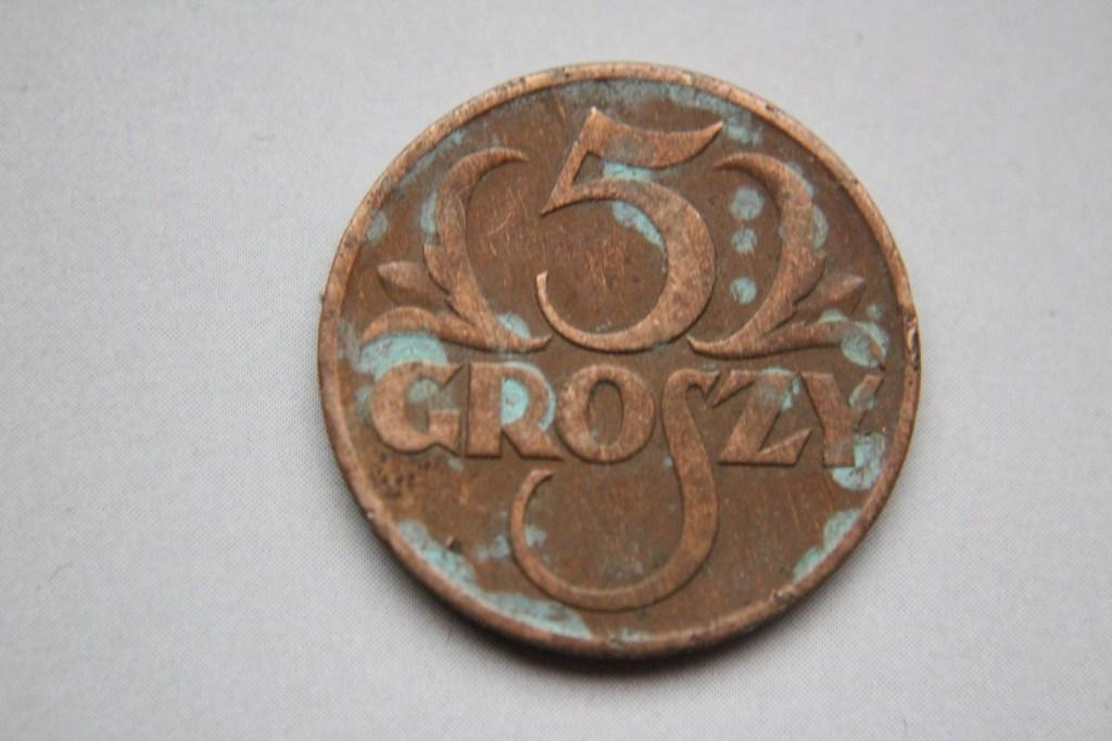 5 GROSZY 1938 R -W022