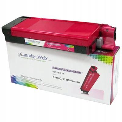 Toner Cartridge Web Magenta OKI C710/C711 zamienni