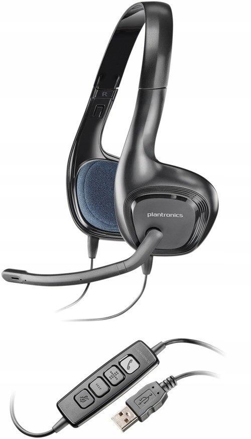 .Audio 628 słuchawki USB DSP