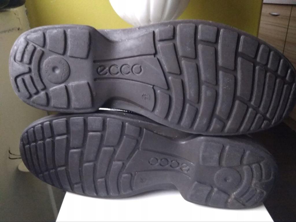 Buty miejskie ECCO 44 SKÓRA 7797675296 oficjalne