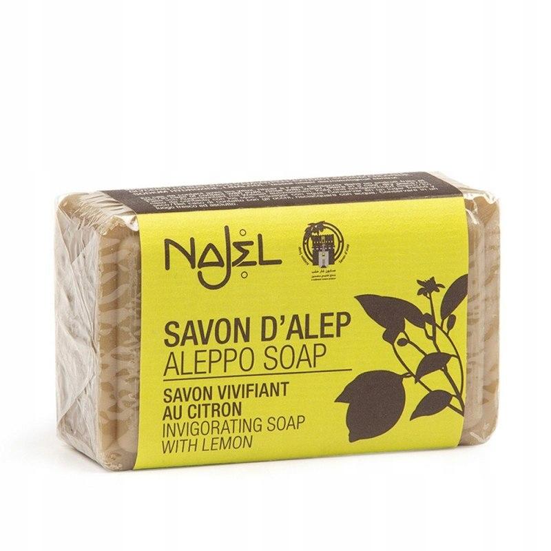Mydło Aleppo 12% oleju laurowego - Cytryna