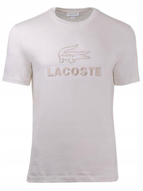 T-shirt męski Lacoste TH8602-70V - S
