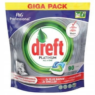 Dreft Platinum kapsułki do zmywarki 90 szt.