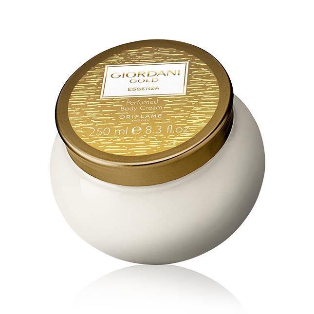 Oriflame Giordani Gold Essenza_perfumowany krem