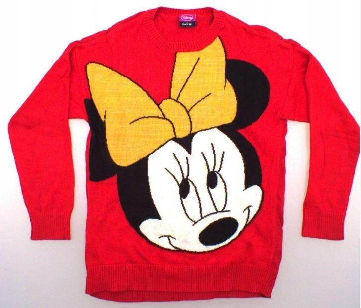 Sweter Myszka Minnie George 122-128 cm Mickey