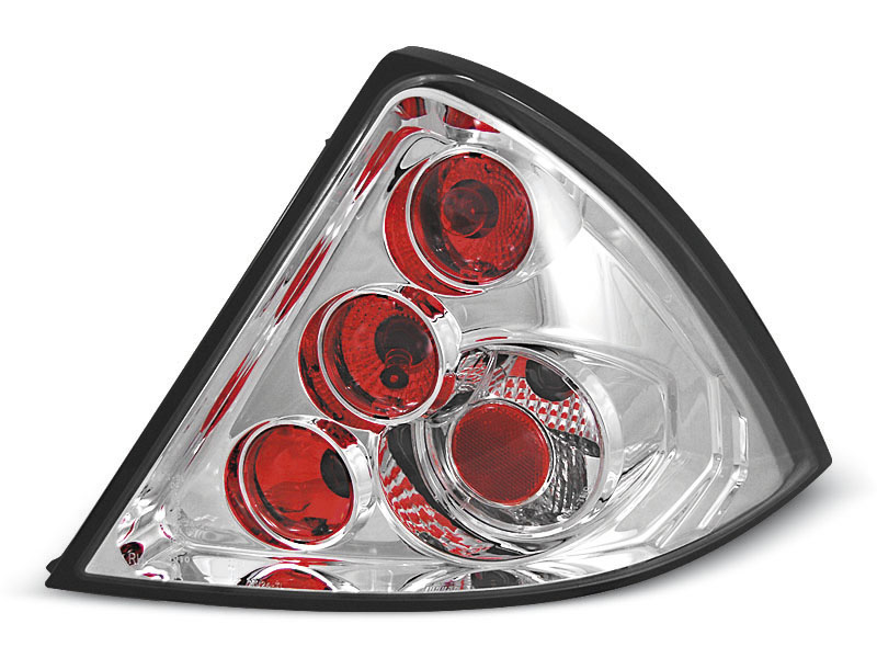 LAMPY TYLNE DO FORD MONDEO MK3 00-07 CHROM DESIGN