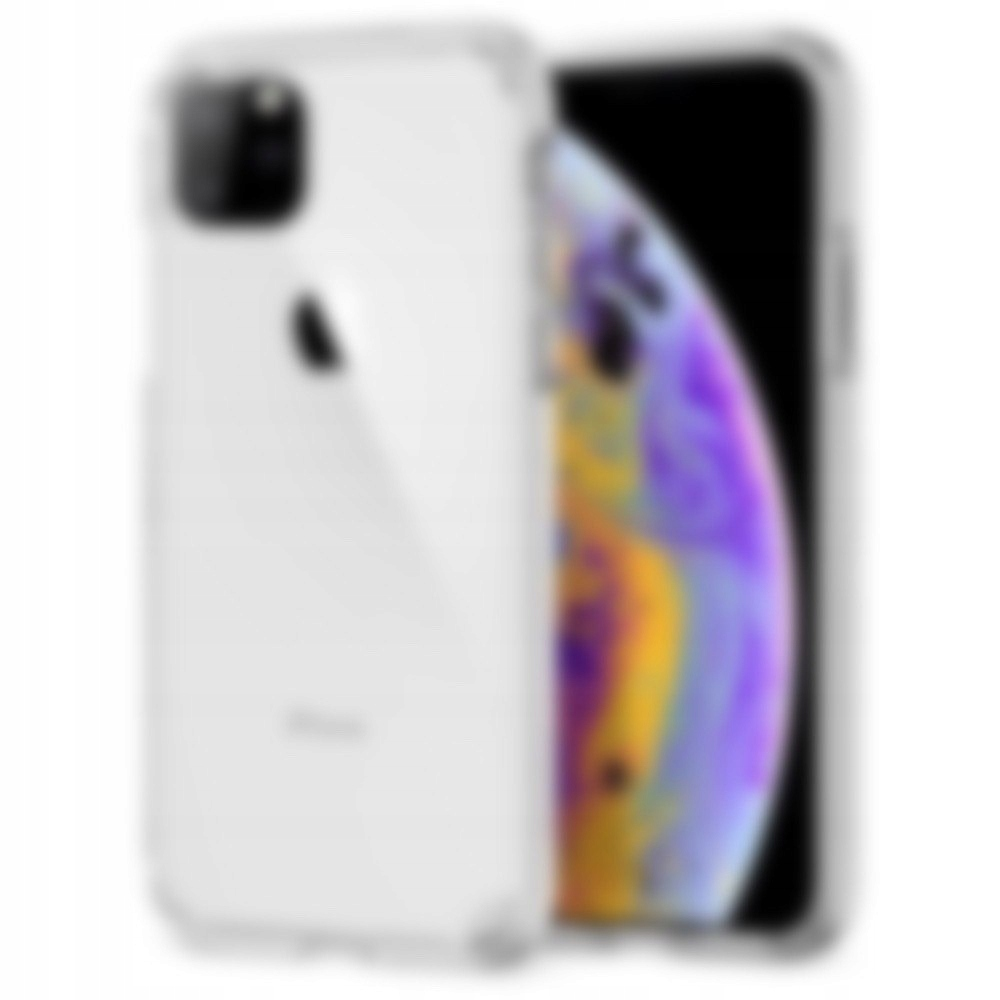 Etui Spigen Ultra Hybrid Apple iPhone 11 Pro Clear