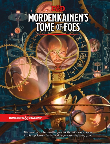 Dungeons & Dragons Mordenkainen's Tome of Foes