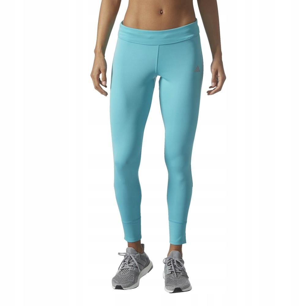 spodnie do biegania damskie ADIDAS RESPONSE 34 TIGHT