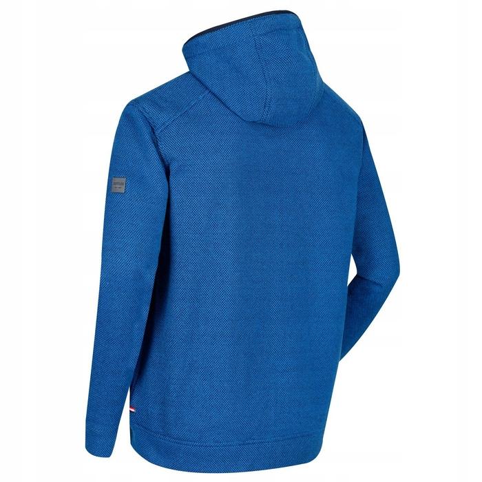 Regatta Mens Langdon Hooded Fleece
