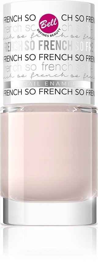 Bell Lakier do paznokci So French nr 04 8ml
