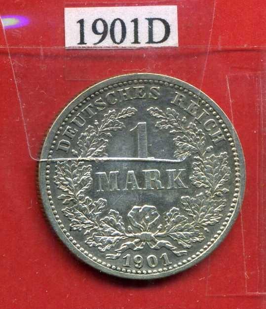 NIEMCY 1 MARKA 1901 D