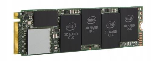 Dysk INTEL 660p 512GB SSD NVMe PCIe SSDPEKNW512G8