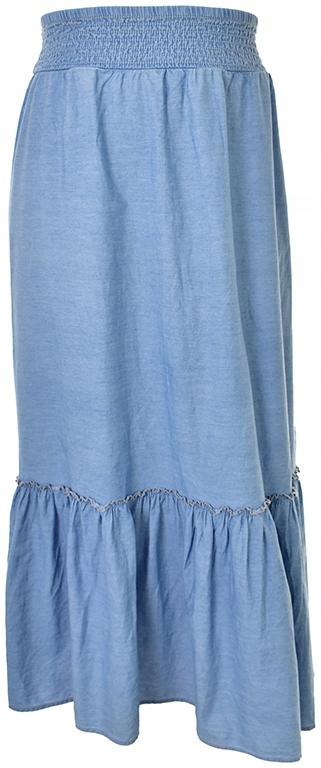 gAC0111 JOHN BANER spódnica z falbaną 50