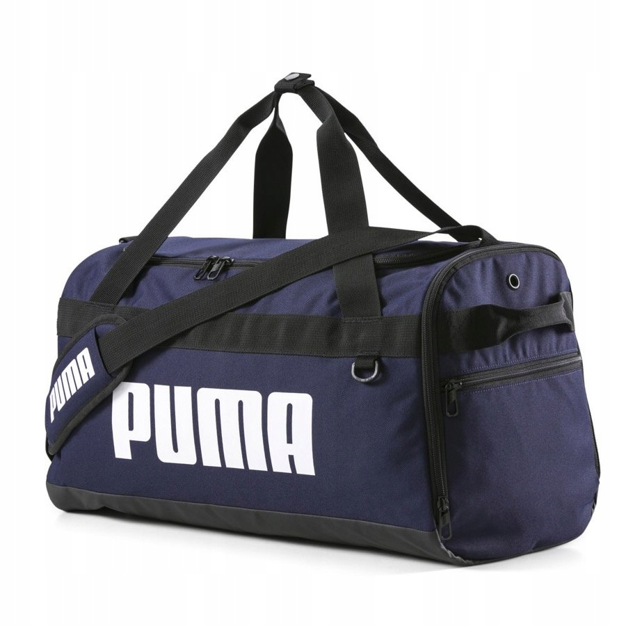 Torba Puma Challenger Duffel S 076620 02 granat