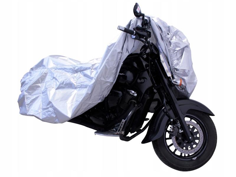 Pokrowiec Płachta Plandeka na motor rozmiar XL
