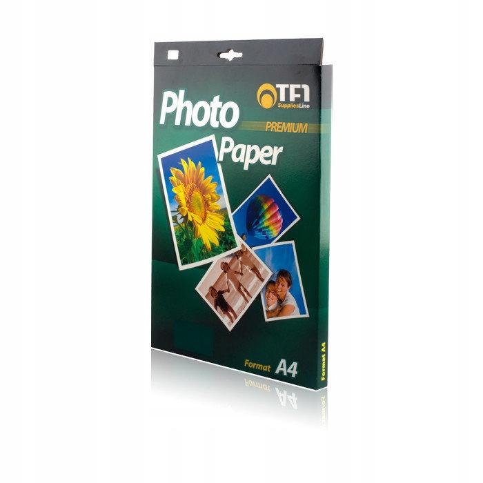 Wysokiej jakości papier fotograficzny A6 120g TFO