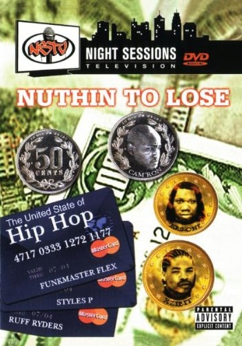 DVD V/A Nuthing To Lose